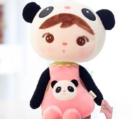 Lala Metoo Ogromniasta Panda Girl