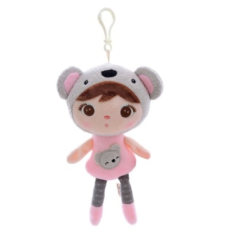 Lalka Metoo Mini Zawieszka Koala Girl