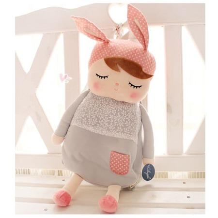 Plecak z uszami Metoo Angela Grey Bunny
