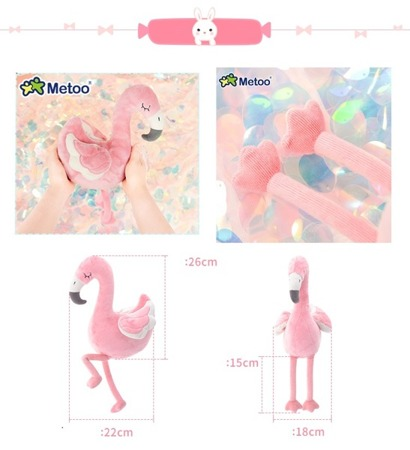 Metoo Flamingo