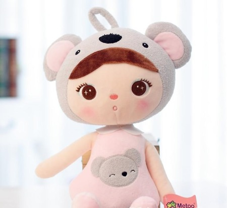 Metoo Koala Girl XL Doll