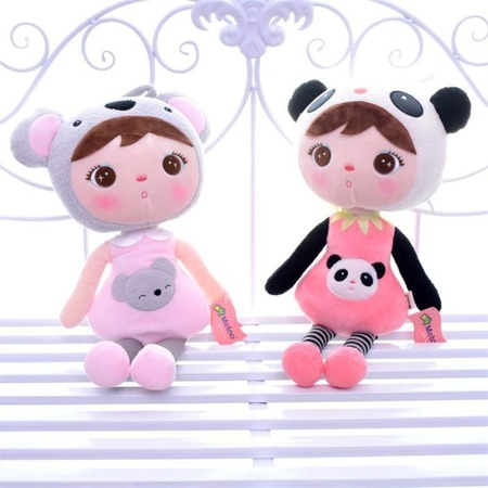 Metoo Panda Girl Doll