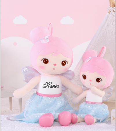 Metoo Personalized Angel XL Doll 70 cm