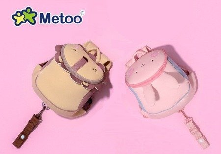 Metoo Personalized Lion Backpack