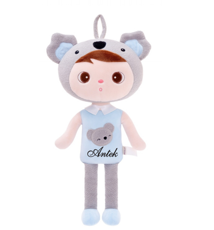 Metoo Personalized Mr Koala Doll