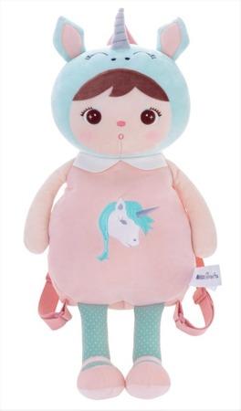Metoo Unicorn Girl Bacpack
