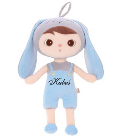 Set of Dolls - Personalized Rabbit Boy and Mini Doll