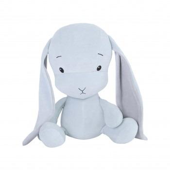 Effik Królik S personalizowany - Niebieski z Szarymi uszami 20 cm