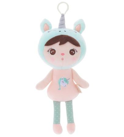 Lalka Metoo mini personalizowana Jednorożec