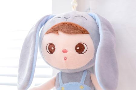 Lalka Metoo mini personalizowana Króliś