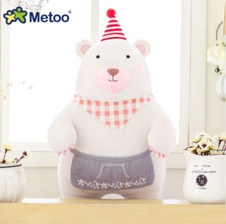 Miś Polarny personalizowany Metoo