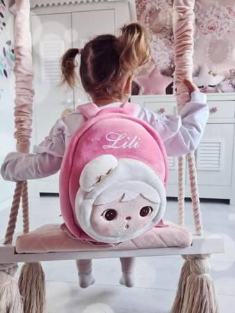 Plecak personalizowany Księżniczka