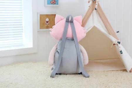 Plecak personalizowany Metoo Kotek