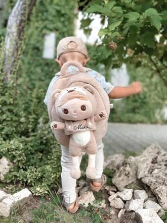 Plecak personalizowany Miś
