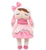Lalka Metoo Personalizowana Króliczek z kokardką